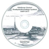 Gustavi kyrkbok 1669-1671